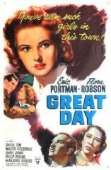 Great Day 1945 DVD - Eric Portman / Flora Robson